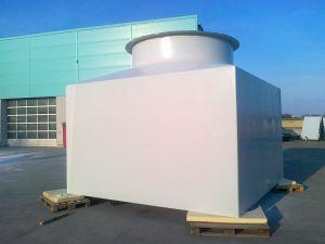09_Anlagenbau_mehrzelliger_Kühlturm